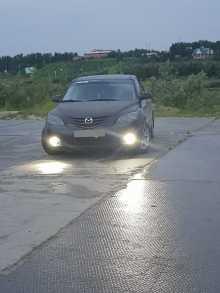 Нягань Mazda3 2006