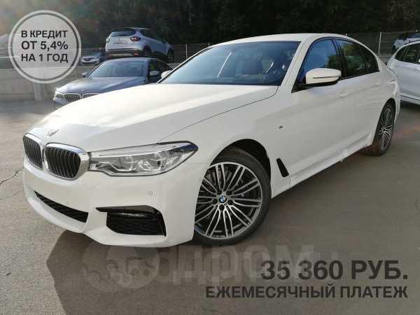 BMW 5-Series, 2019 год, 3 977 000 руб.