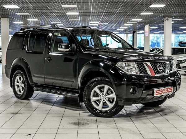 Nissan Pathfinder, 2008 год, 619 900 руб.