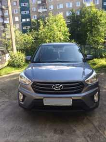 Мурманск Hyundai Creta 2018