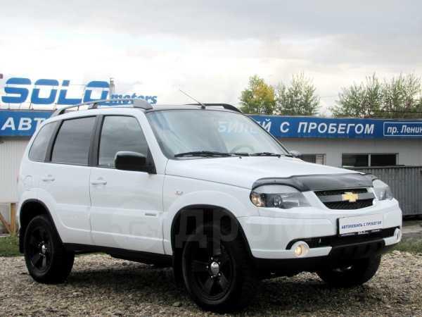 Chevrolet Niva, 2017 год, 529 900 руб.