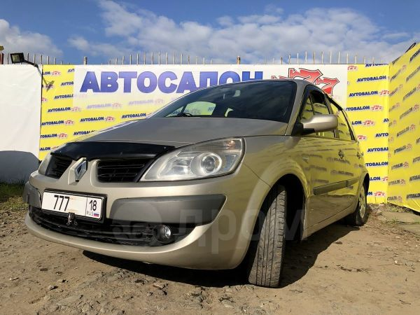 Renault Scenic, 2007 год, 249 777 руб.