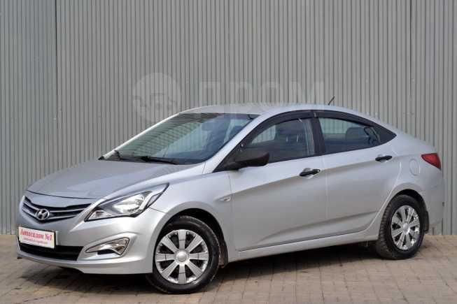 Hyundai Solaris, 2014 год, 399 900 руб.