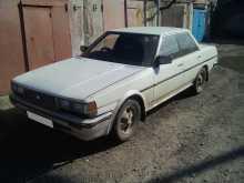 Красноярск Cresta 1984