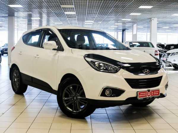 Hyundai ix35, 2013 год, 823 000 руб.