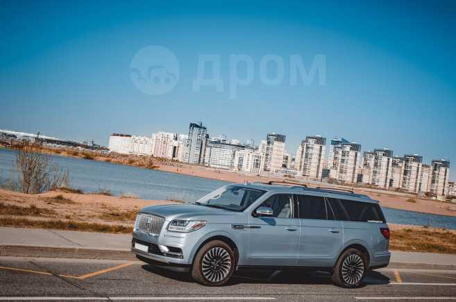 Lincoln Navigator, 2018 год, 9 000 000 руб.