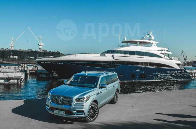 Lincoln Navigator, 2018 год, 9 600 000 руб.