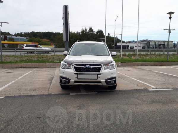 Subaru Forester, 2017 год, 1 620 000 руб.