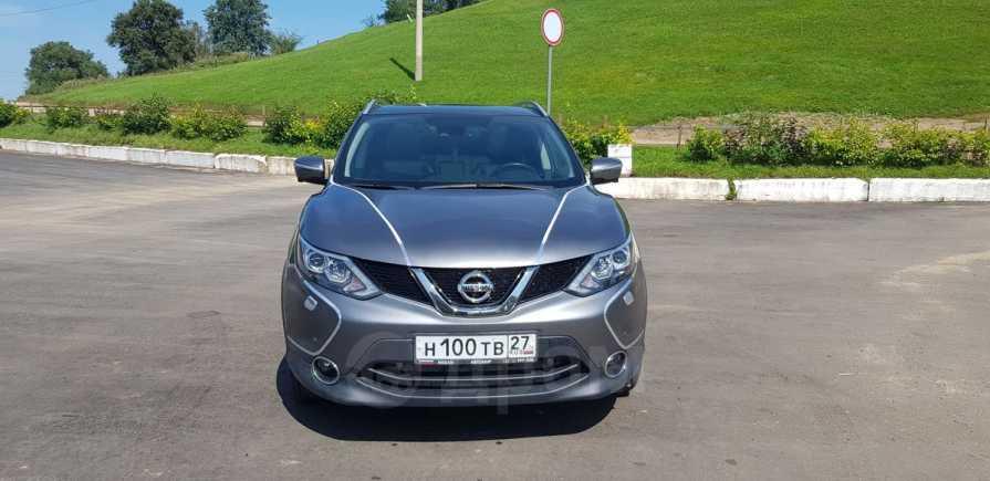 Nissan Qashqai, 2017 год, 1 400 000 руб.
