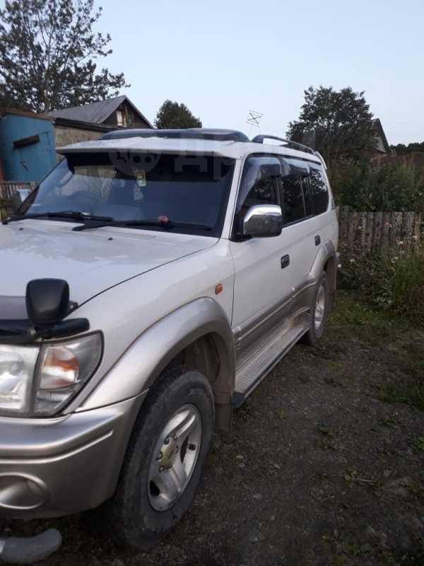 Toyota Land Cruiser Prado, 1998 год, 900 000 руб.