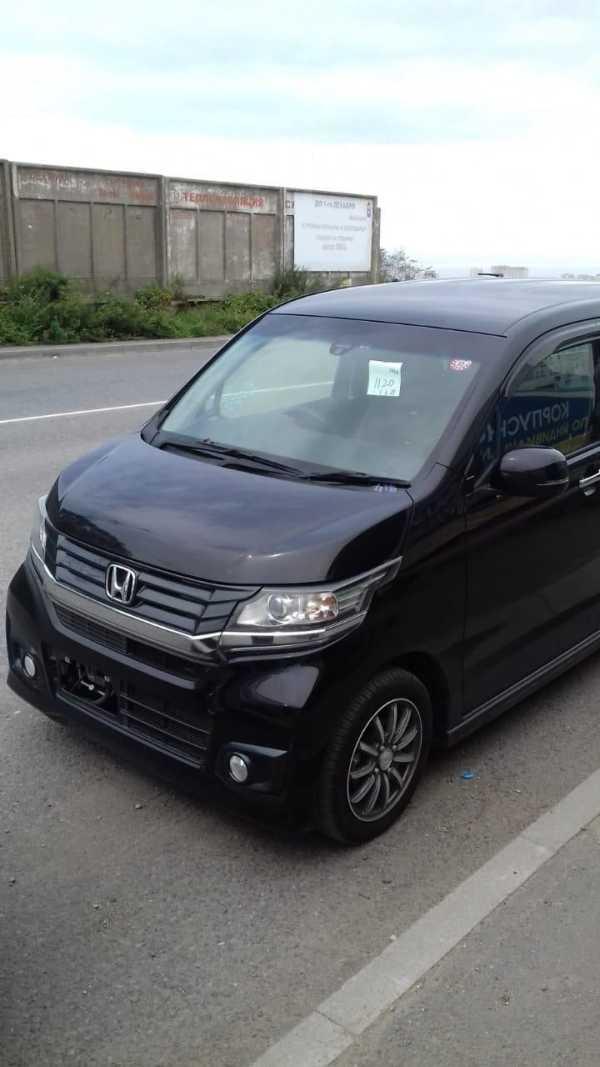 Honda N-WGN, 2014 год, 580 000 руб.