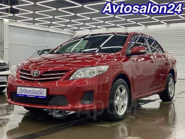 Toyota Corolla, 2012 год, 589 999 руб.
