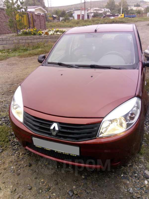Renault Sandero, 2011 год, 320 000 руб.
