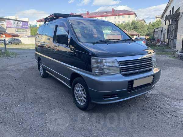 Nissan Elgrand, 1998 год, 360 000 руб.