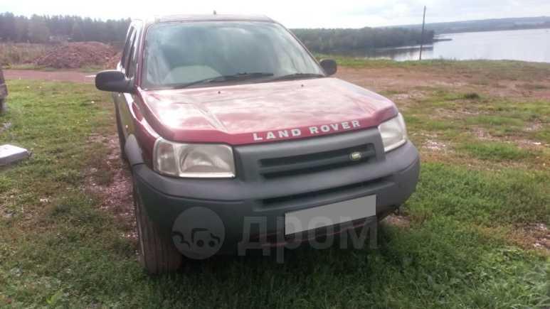 Land Rover Freelander, 2001 год, 270 000 руб.