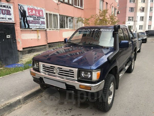 Toyota Hilux Pick Up, 1994 год, 520 000 руб.