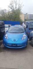 Nissan Leaf, 2011 год, 280 000 руб.