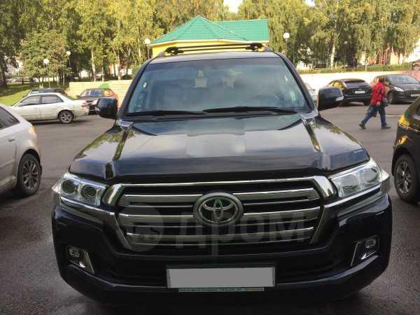 Toyota Land Cruiser, 2017 год, 4 300 000 руб.