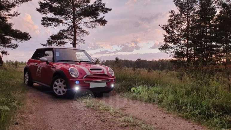 Mini Hatch, 2001 год, 290 000 руб.