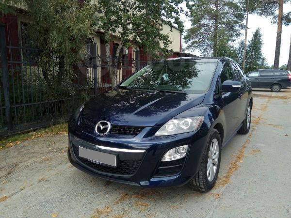 Mazda CX-7, 2010 год, 750 000 руб.