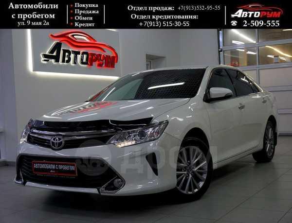 Toyota Camry, 2016 год, 1 457 000 руб.