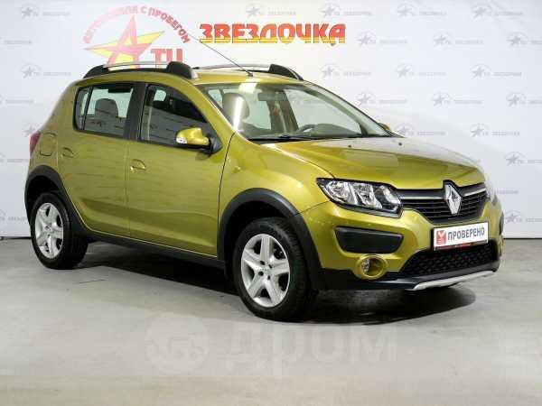 Renault Sandero, 2017 год, 644 000 руб.