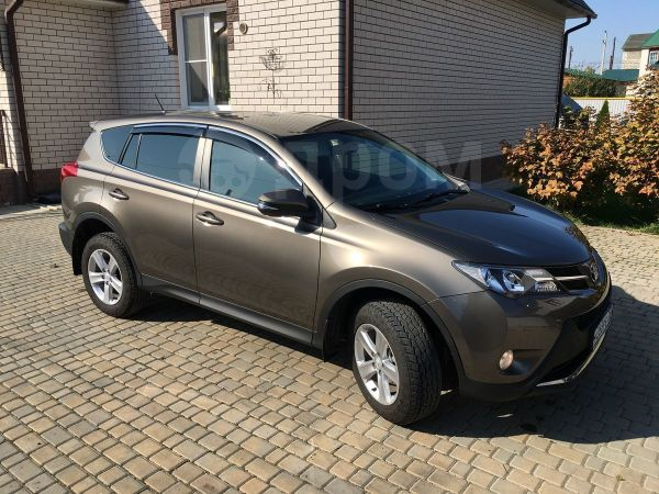 Toyota RAV4, 2013 год, 1 195 000 руб.