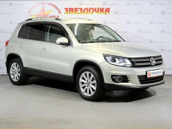 Volkswagen Tiguan, 2012 год, 699 000 руб.
