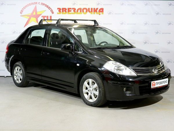 Nissan Tiida, 2011 год, 449 000 руб.