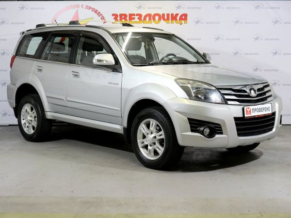 Great Wall Hover H3, 2014 год, 549 000 руб.