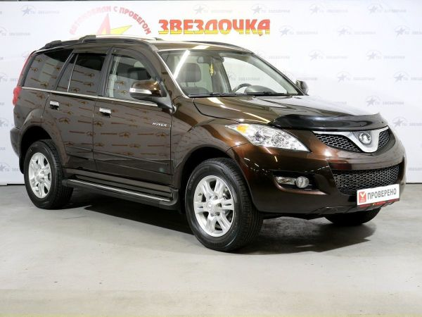 Great Wall Hover H5, 2014 год, 659 000 руб.