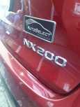 Lexus NX200, 2015 год, 1 775 555 руб.