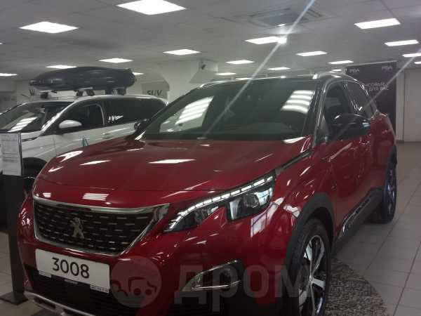 Peugeot 3008, 2019 год, 2 360 000 руб.
