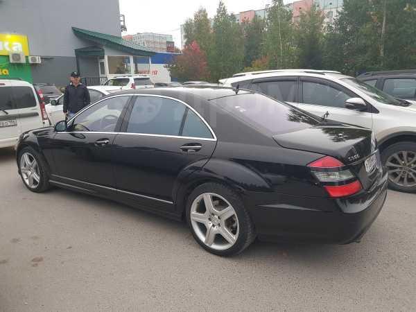 Mercedes-Benz S-Class, 2007 год, 1 090 000 руб.