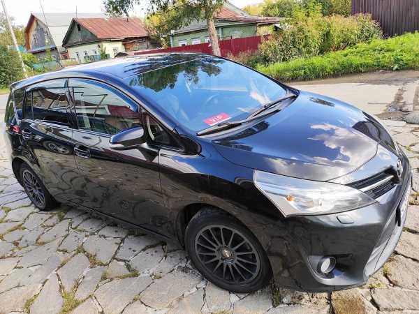 Toyota Verso, 2013 год, 887 000 руб.