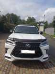 Lexus LX570, 2018 год, 6 555 000 руб.