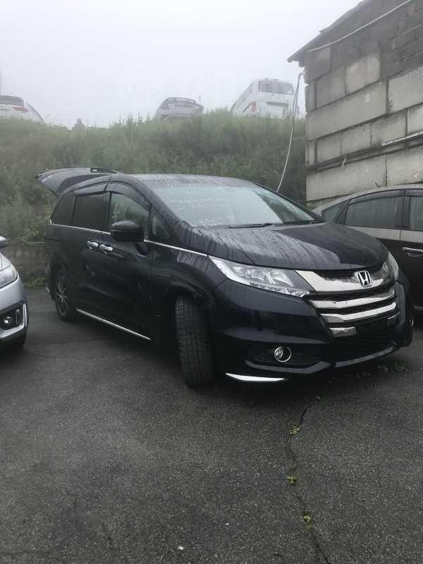 Honda Odyssey, 2014 год, 1 500 000 руб.