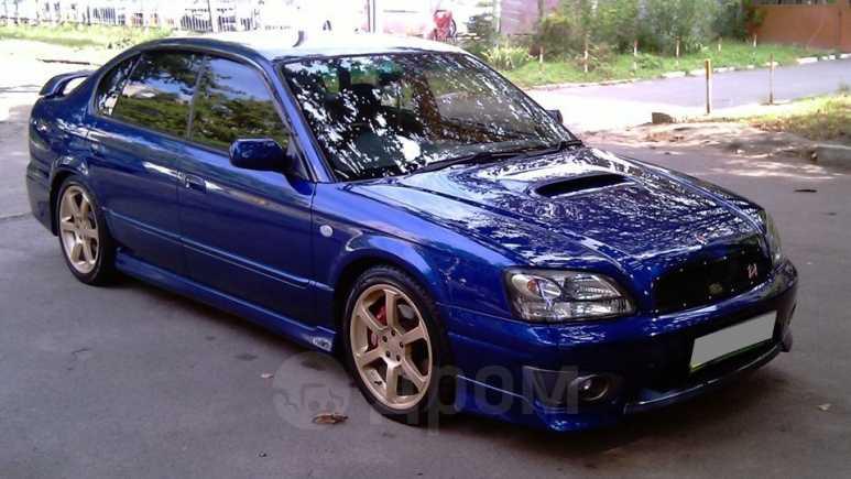 Subaru Legacy B4, 2002 год, 380 000 руб.