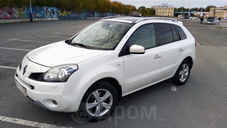 Renault Koleos, 2011 год, 590 000 руб.