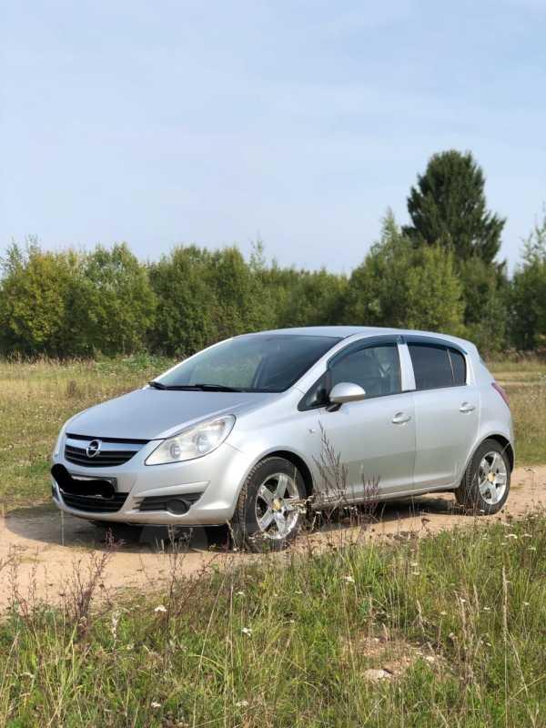 Opel Corsa, 2008 год, 250 000 руб.