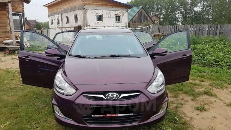 Hyundai Solaris, 2012 год, 565 000 руб.