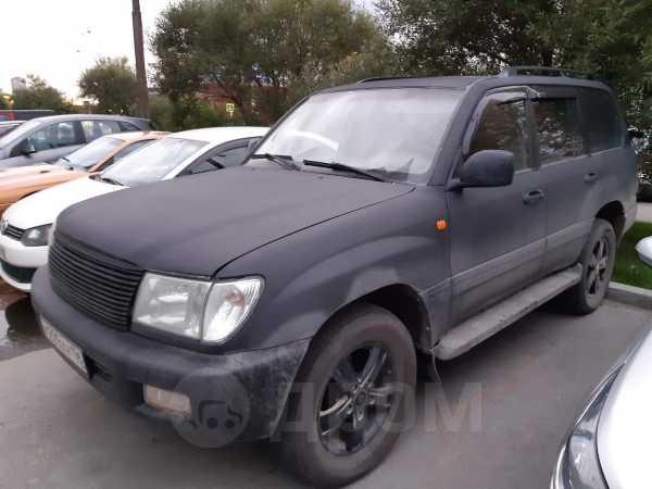 Toyota Land Cruiser, 1998 год, 918 000 руб.