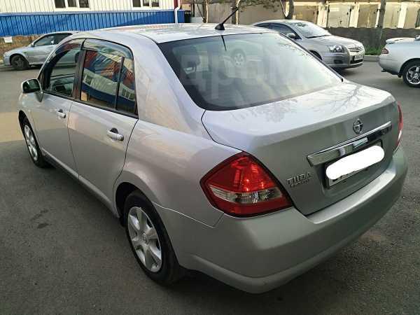 Nissan Tiida Latio, 2009 год, 415 000 руб.