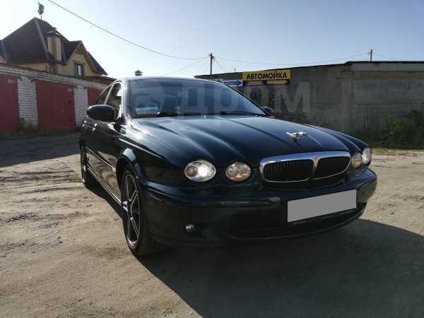 Jaguar X-Type, 2005 год, 460 000 руб.