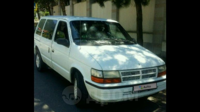 Dodge Caravan, 1991 год, 175 000 руб.