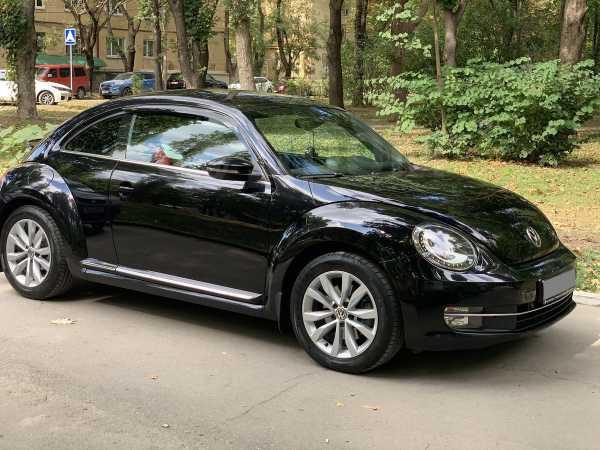 Volkswagen Beetle, 2014 год, 940 000 руб.