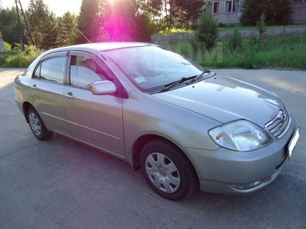 Toyota Corolla, 2003 год, 430 000 руб.