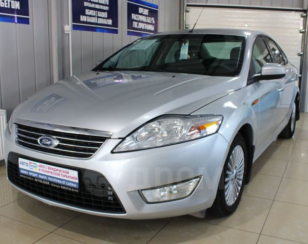 Ford Mondeo, 2010 год, 449 900 руб.