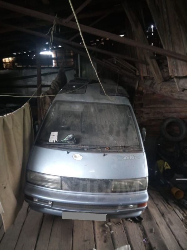 Toyota Master Ace Surf, 1992 год, 100 000 руб.