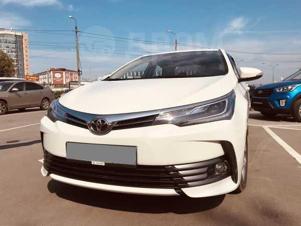 Toyota Corolla, 2016 год, 1 000 000 руб.